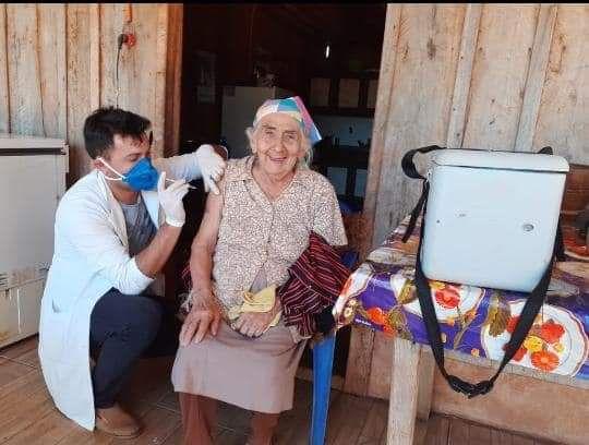 En Alto Paraná ya se aplicaron 76% de las 125.000 dosis antigripales que se recibió en la Décima Región Sanitaria.