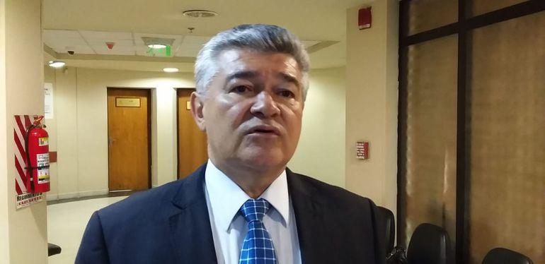 Diputado Jorge Ávalos Mariño (PLRA).