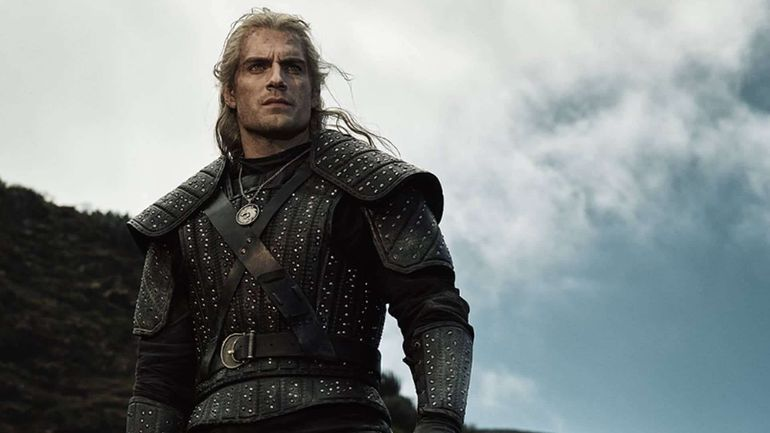 """Henry Cavill en """"The Witcher""""."""
