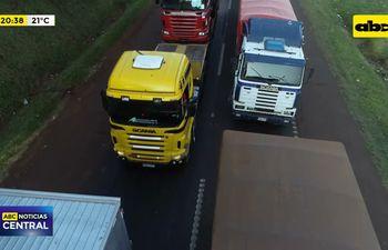 camioneros anuncian paro la próxima semana