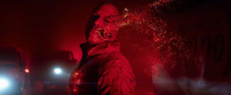 "Vin Diesel en ""Bloodshot""."