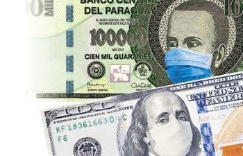 ¿Y si mandamos imprimir guaraníes?