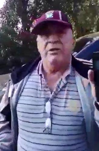 Concejal de Itauguá casi atropella a policía.