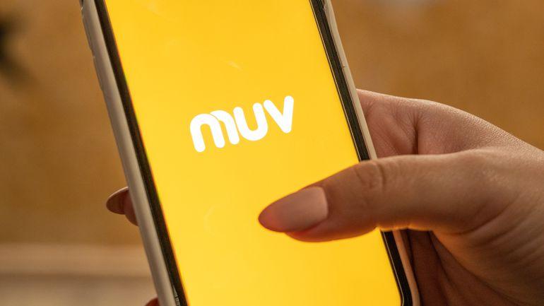 Muv renovó su aplicación para ofrecer un mejor servicio a pasajeros y conductores.