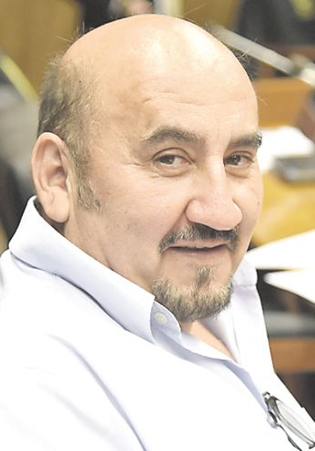 Édgar Ortiz, diputado del PLRA, llanista.