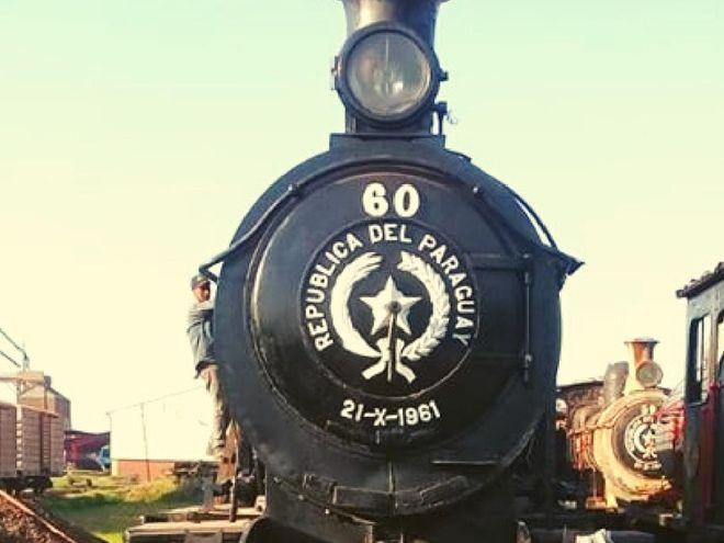 Locomotora 60
