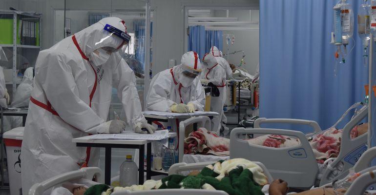 Todos los hospitales de referencia en Asunción y Central se encuentran con ocupación al tope en sus salas de terapia intensiva.