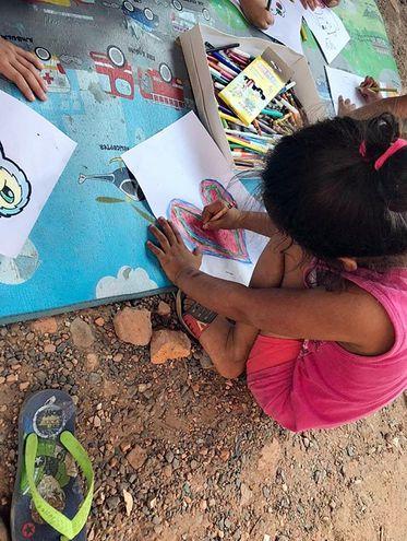 El trabajo en conjunto con profesionales apuesta a un ambiente más solidario y de buen trato para la vida de los niños, niñas y adolescentes.