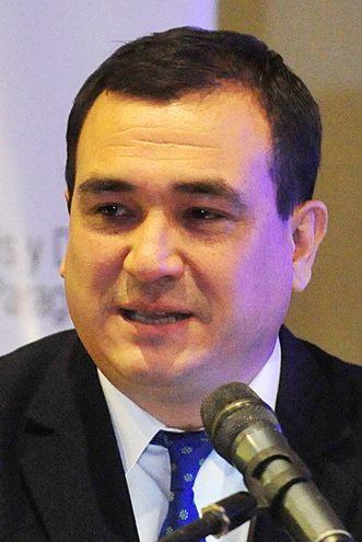 Amílcar Ferreira, analista económico.