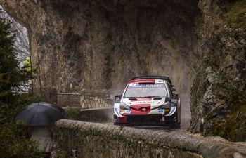Sébastien Ogier, Rally de Montecarlo, Rally.