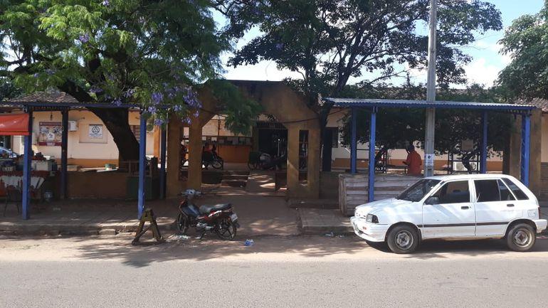 Hospital Distrital de Caaguazú.