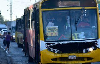 Varios buses que circulan en el área metropolitana de la capital no reúnen las condiciones mínimas, pero cobrarán millonario subsidio.