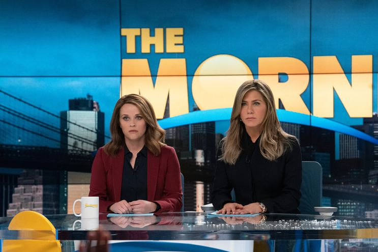 The Morning Show serie Reese Witherspoon Jennifer Aniston