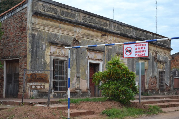 La Casa y Museo Mangoré de San Juan Bautista, Misiones.