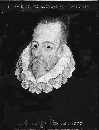 Miguel de Cervantes   (1547-1616) Escritor español.