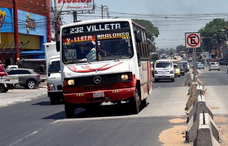 La Línea 232, Ciudad de Villeta, es una de las firmas beneficiadas con subsidios y que fue procesada por cobro irregular.