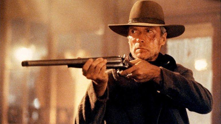 Los imperdonables película Clint Eastwood