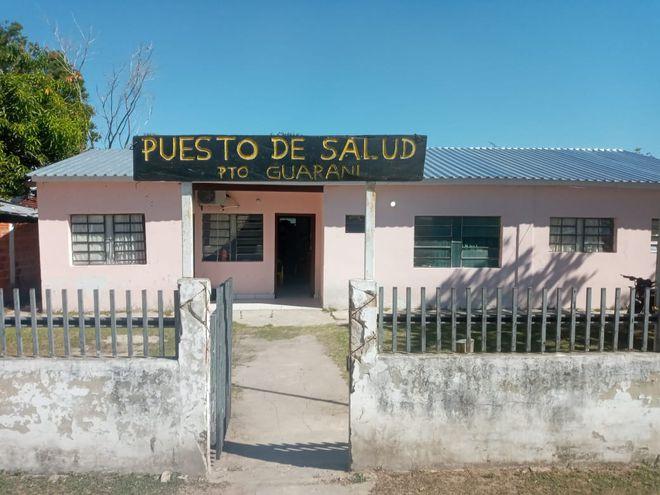Los pobladores de Puerto Guaraní del distrito de Fuerte Olimpo, solicitan la designación de un medico permanente para el puesto de salud de la comunidad.