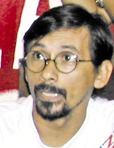 Anuncio Martí, integrante de la presunta banda de secuestradores. Desde el 2002 está prófugo de la Justicia paraguaya.