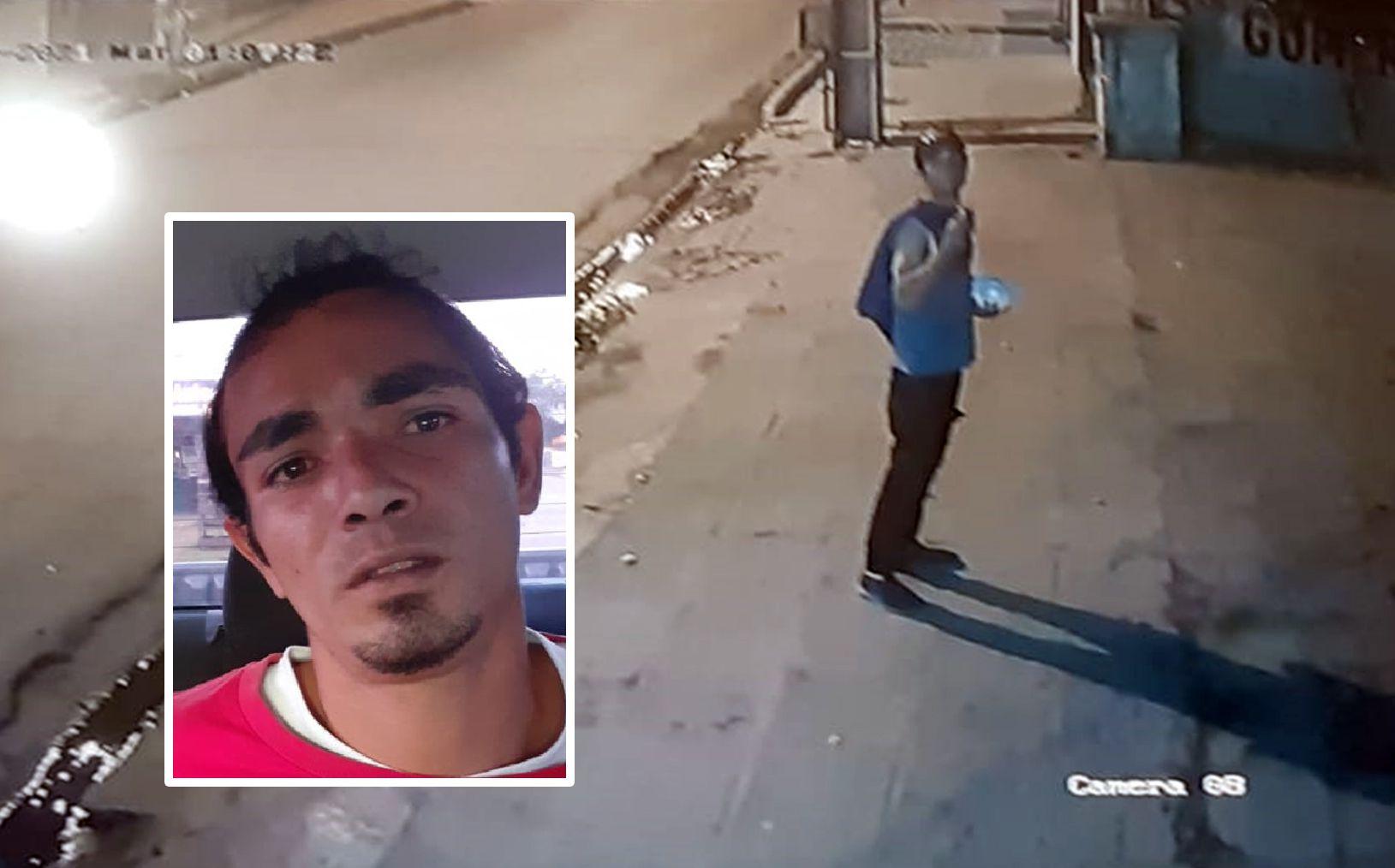 El segundo detenido en el caso del asesinato de Luis Ojeda, José Rafael Núñez Sosa (25). Está imputado por homicidio doloso en calidad de cómplice.