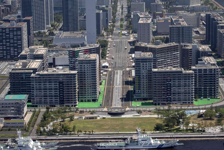 Tokio-2020 cuenta con 43 instalaciones olímpicas.