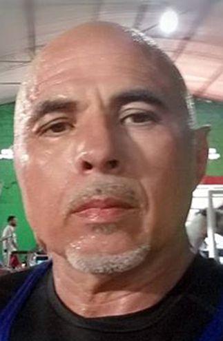 Comisario principal Sergio Antonio Paredes Vera, condenado a 4 años de cárcel (está en su casa).