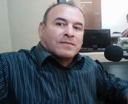 Alfredo Vera Andino, radialista fallecido en el accidente de tránsito.