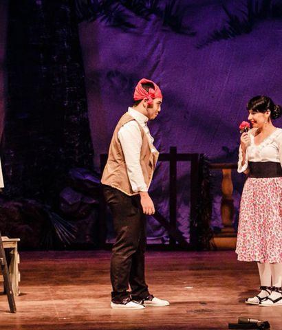 Cantantes, coro y cuerpo de baile actuarán en el  Teatro de las Américas.