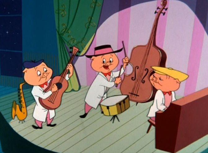 Jazz Cartoon