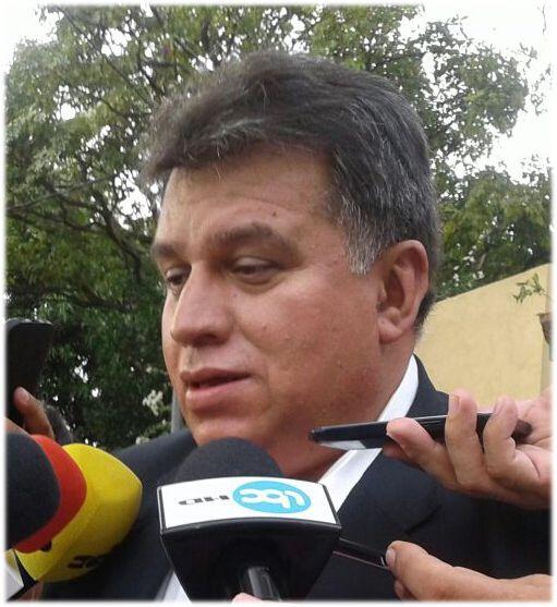 Édgar López fue reelecto en el Consejo Nacional de Pdtes. de Seccionales. No estuvieron  representantes de Asunción.