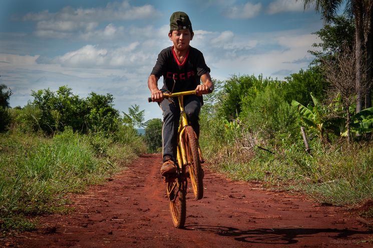 """Fidel Cantero es el protagonista del documental """"Fidel, niño valiente"""", dirigido por Mario Verón."""
