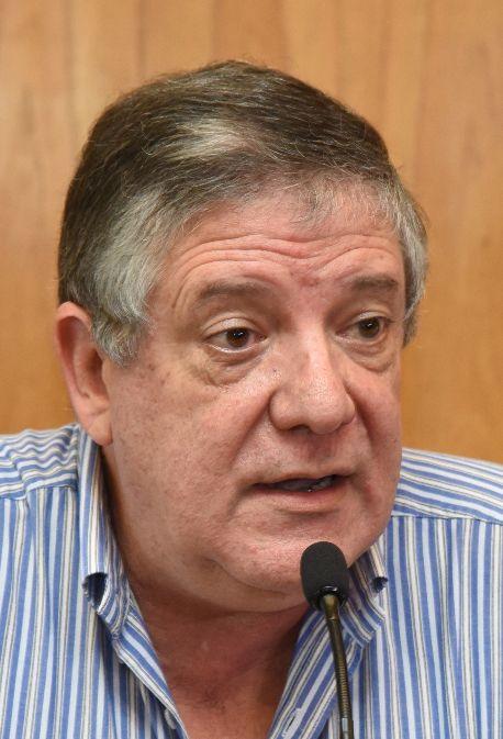 Ing. Agr. Héctor Cristaldo, titular de la UPG.