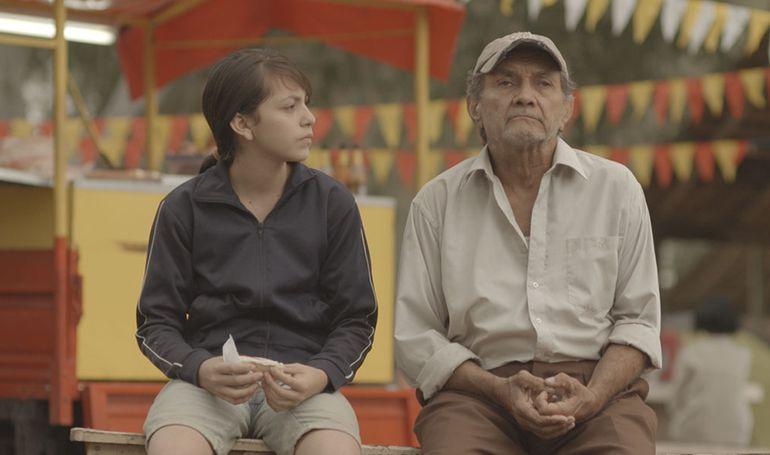 "La película ""Guaraní""."