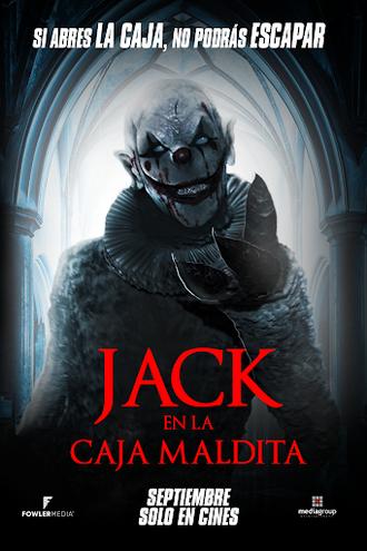 Jack en la caja maldita película