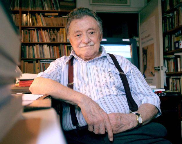 Mario Benedetti, escritor uruguayo.