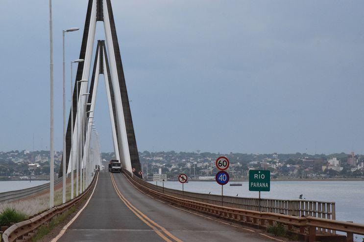Todavia no se define una fecha cierta para la habilitación del puente San Roque para el tráfico vecinal fronterizo, cerrado desde marzo del 2020.