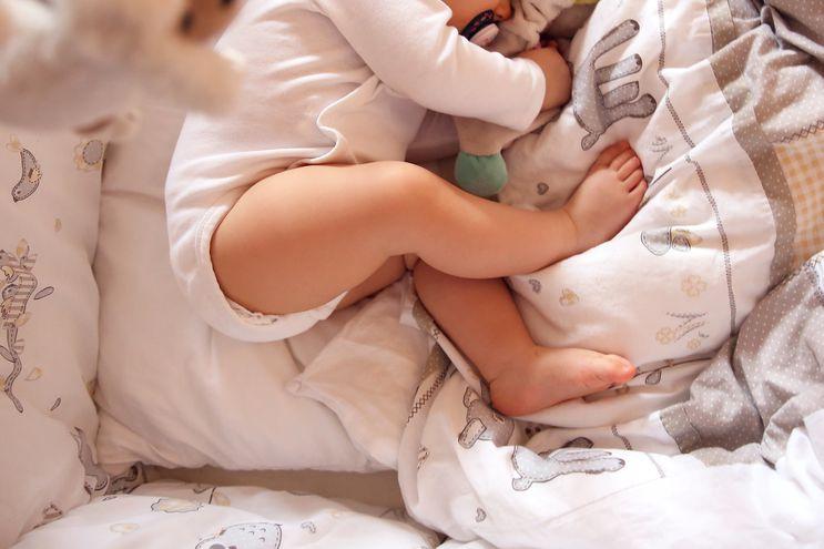 Los oxiuros son lombrices intestinales que pueden causar muchas molestias a los bebés, trastornando también el sueño.