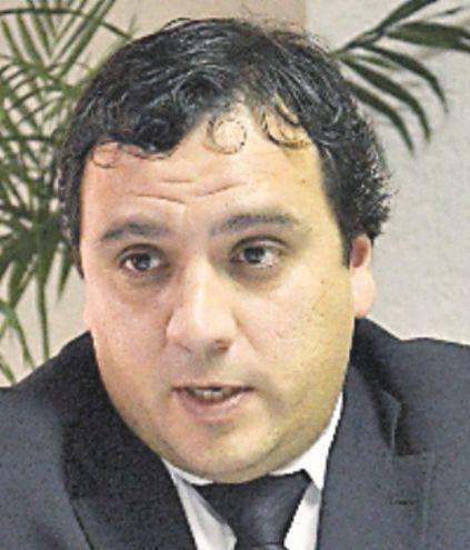 Gustavo Dos Santos Ros, líder de la rosca, interpuso una demanda por incumplimiento de contrato contra el Indert.