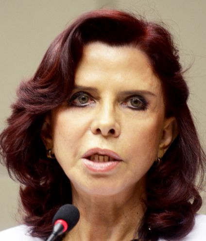 Myriam Peña, ministra de la Corte Suprema que está por jubilarse y una de las que deberá definir sobre las declaraciones juradas.