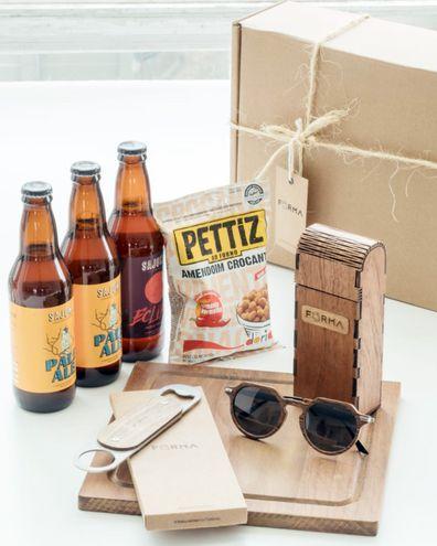 @laboratorioforma ofrece para el Día del Padre una box cargada de sorpresas.
