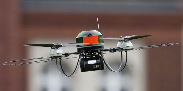 Bolivia apuesta por el uso de drones para combatir el contrabando. Imagen de archivo, EFE.