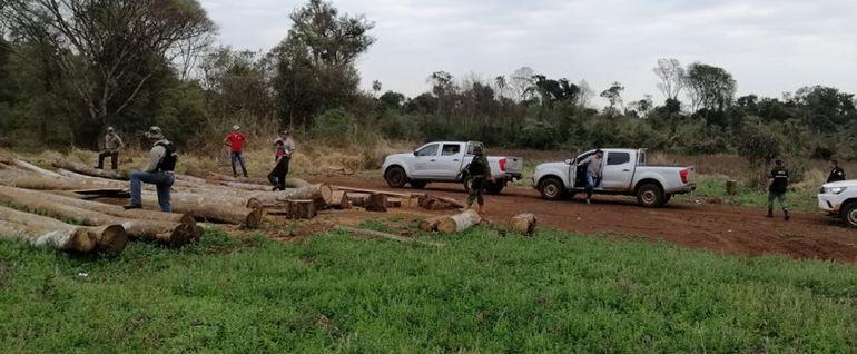 Traficantes de madera atacan a tiros a guardaparques y fiscalizadores en la Reserva del Parque San Rafael