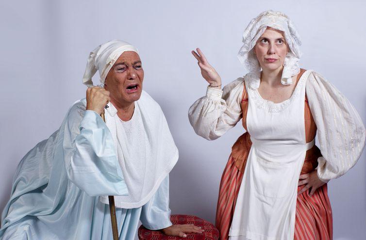 Silvio Rodas y Natalia Cálcena protagonizan esta clásica comedia de Molière.