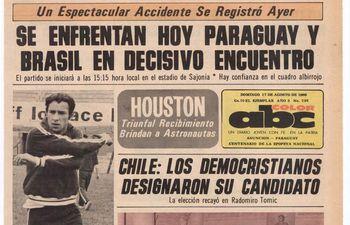 17 de agosto de 1969