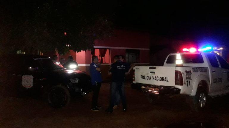 Asesinato de Leo Veras, en Pedro Juan.