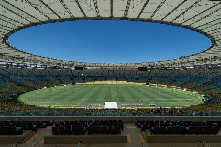 El Maracaná albergará la final del torneo.
