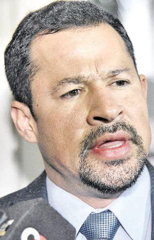 Diputado Ulises Quintana (ANR, Añetete).