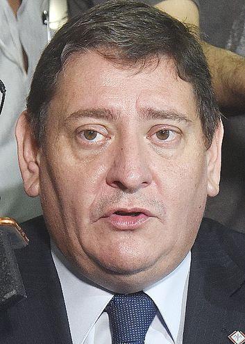 Fiscal Federico Delfino.