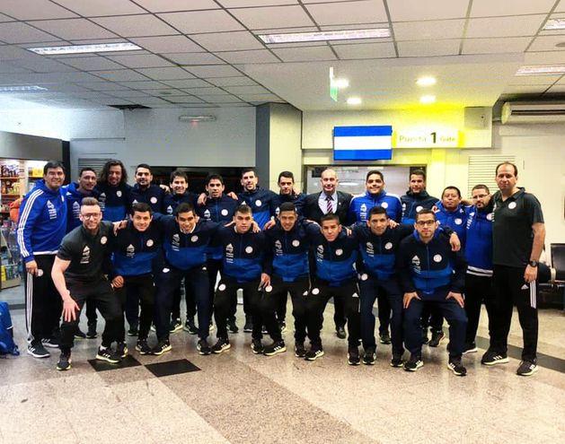 La selección paraguaya de Futsal FIFA, Copa América de Futsal.