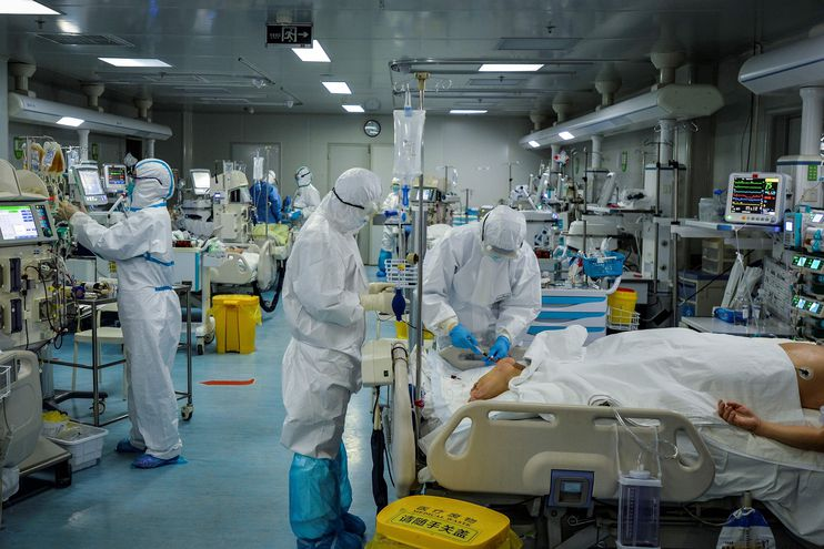coronavirus pandemia mundial